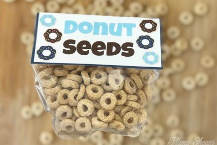 Donut Seeds Prank Idea