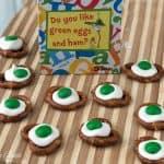 Dr Seuss Green Eggs