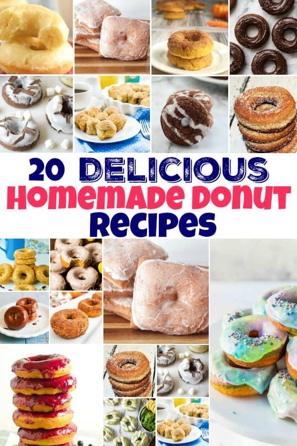 Easy Homemade Donuts