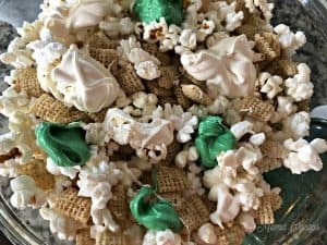 Popcorn Chex Chocolate