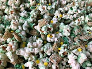 Popcorn Snack mix Sprinkles