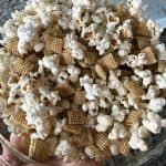 Popcorn and Chex