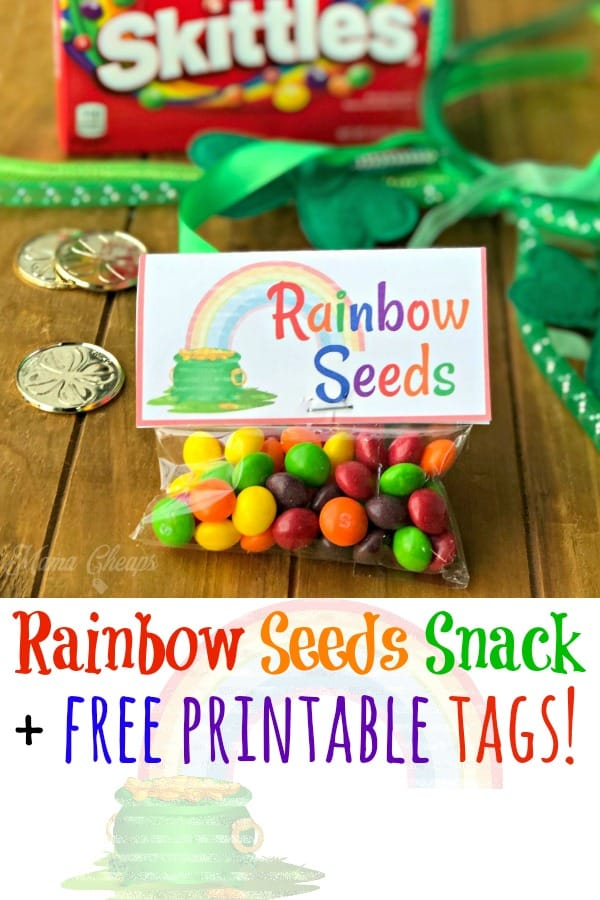 Rainbow Seeds Treat