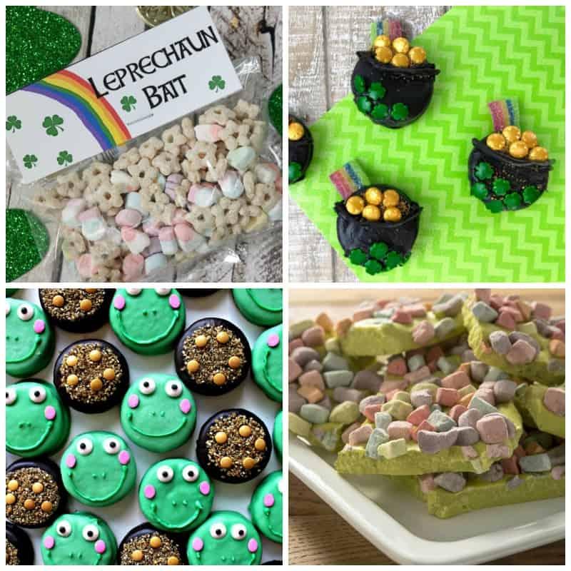 St Patricks Day Treats 2