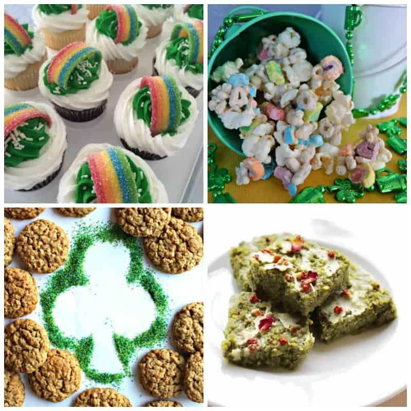 St Patricks Day Treats 4