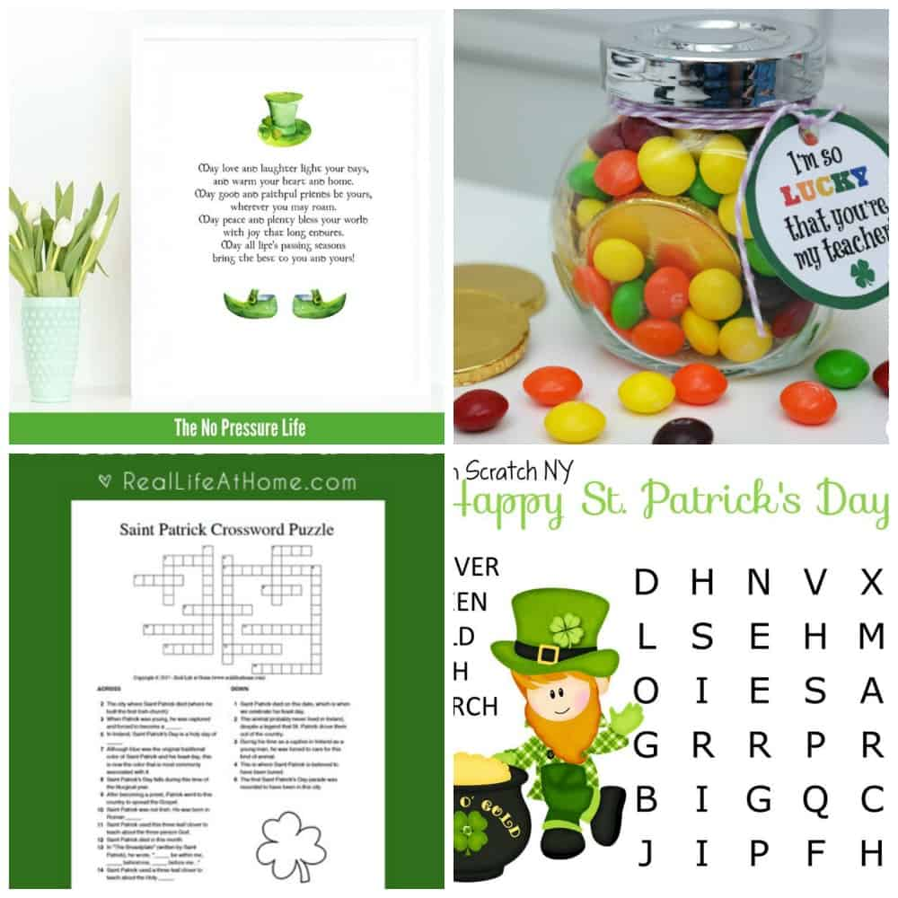 free st patricks day printables 4