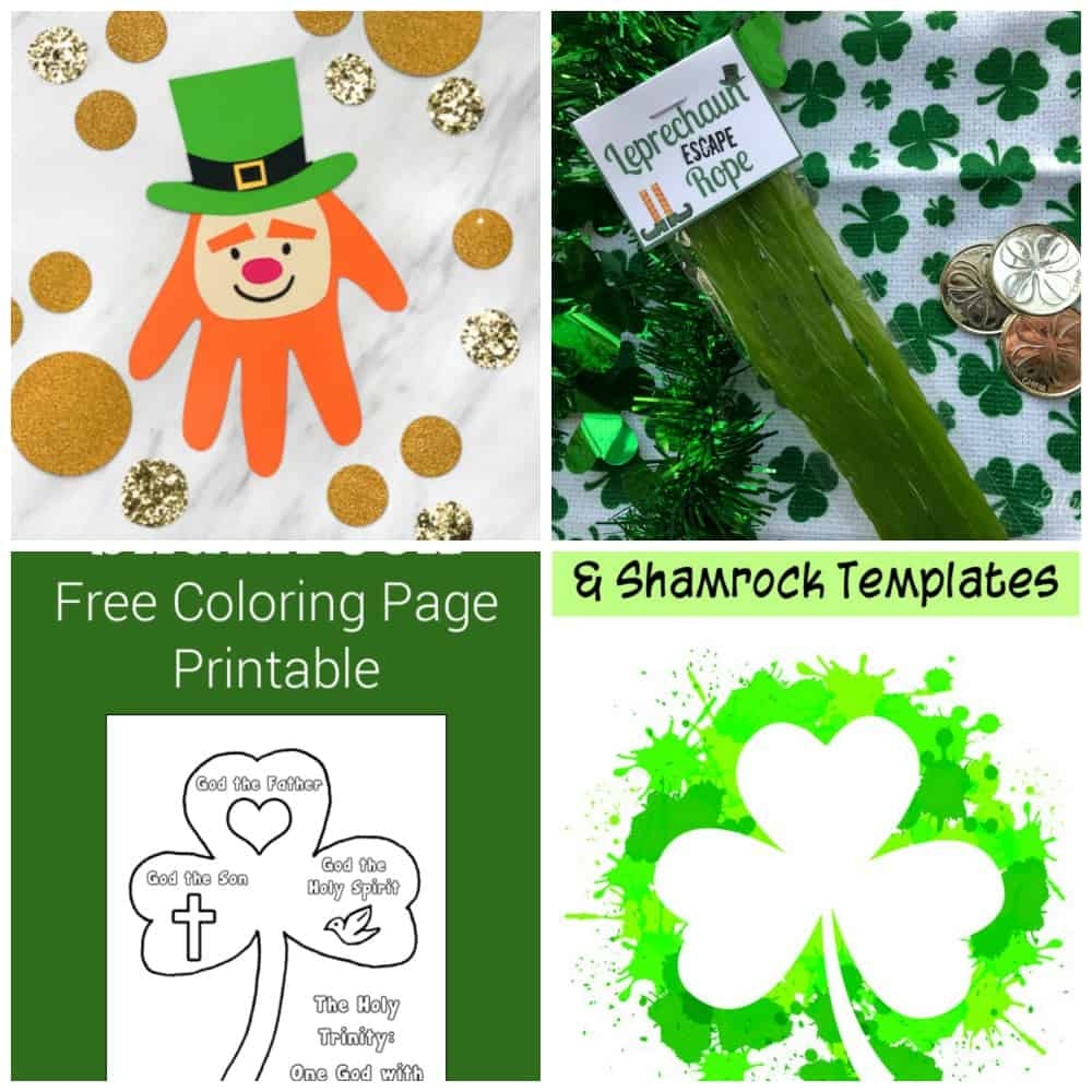free st patricks day printables 5