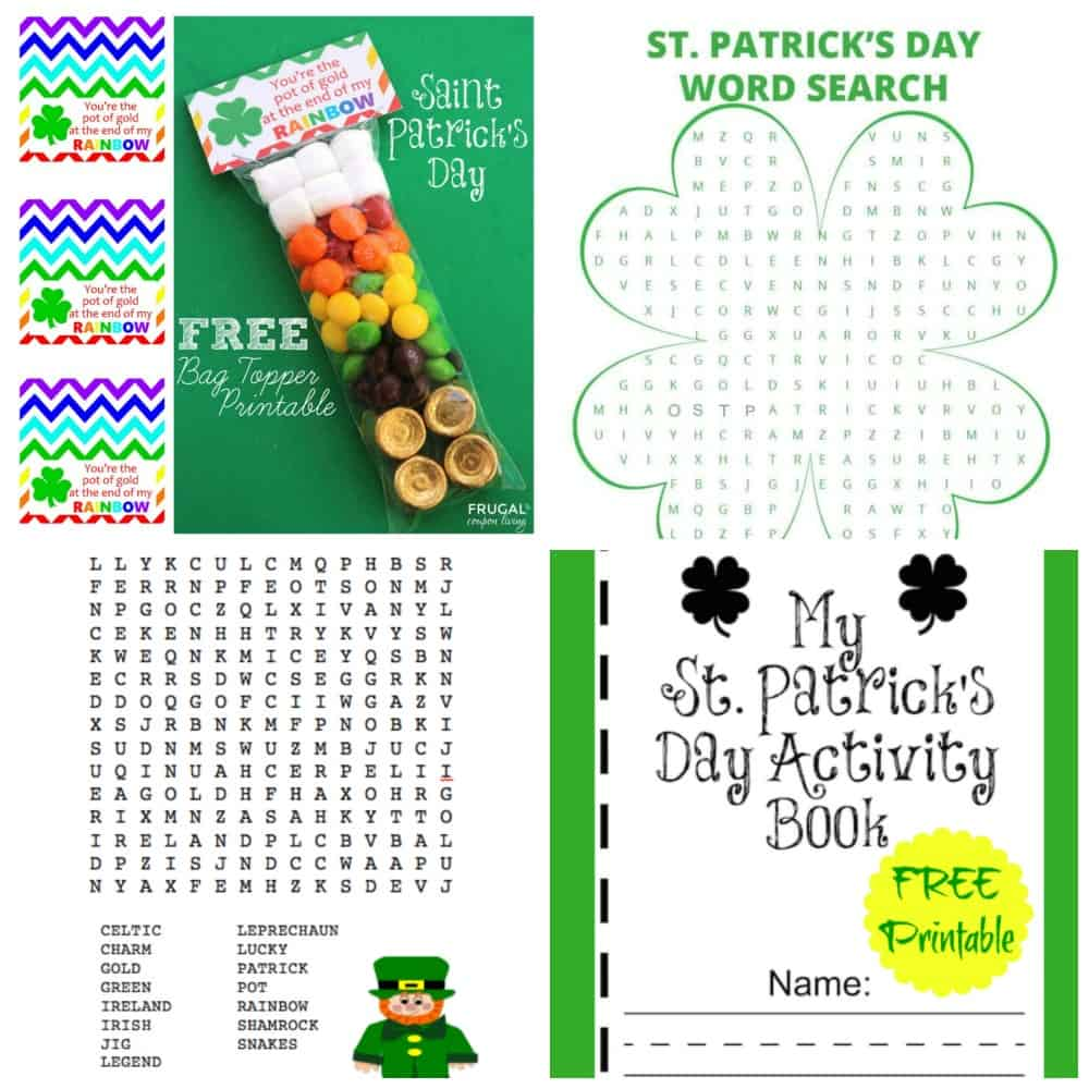 free st patricks day printables 7