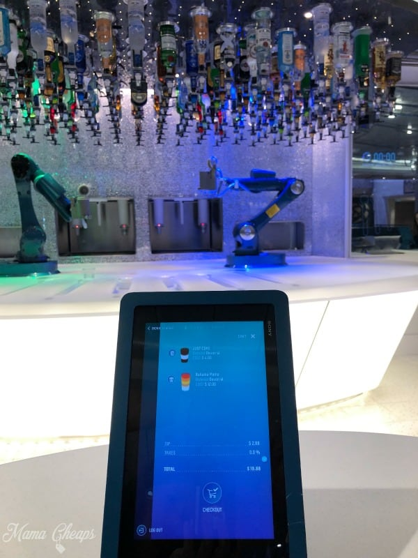 Bionic Bar iPad