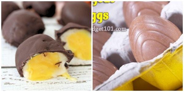 Cadbury Creme Egg Copycat Recipes