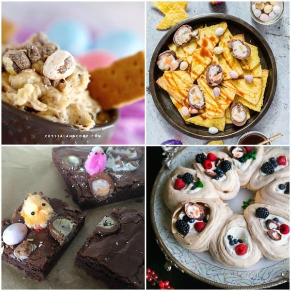 Cadbury Creme Egg Recipes 3