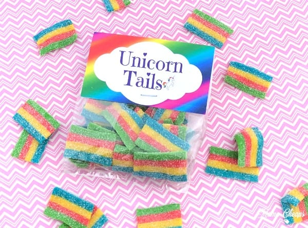 Candy Unicorn Tails