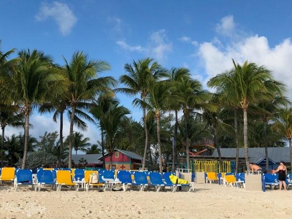 CocoCay Empty Beach