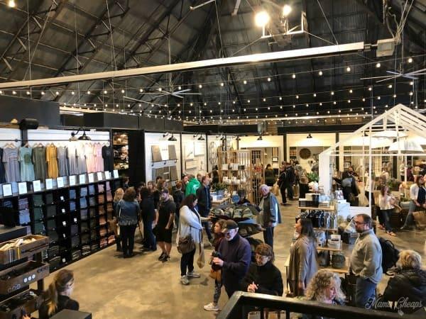 Inside Magnolia Market 1