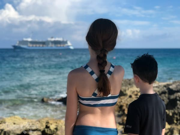 Kids at CocoCay