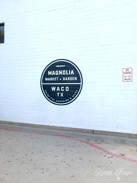 Magnolia Sign Waco