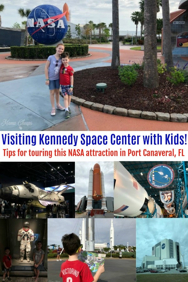 Visiting Kennedy Space Center with Kids Tips