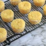 Baked Pineapple Cupcakes