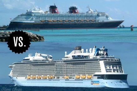 Disney Cruise RCCL