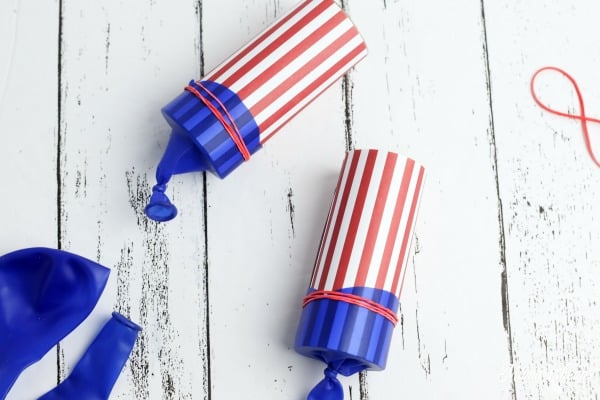 Marshmallow Shooter Crafts