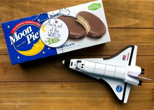 Moon Pie Teacher Gift