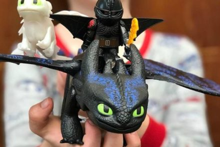 PLAYMOBIL® How to Train Your Dragon III Hiccup & Toothless with Baby Dragon