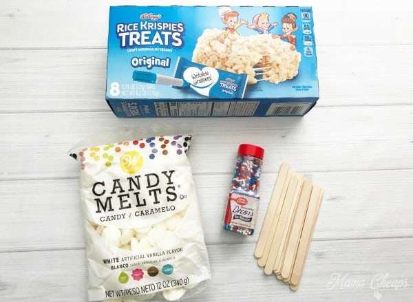 Rice Krispies Treat Supplies