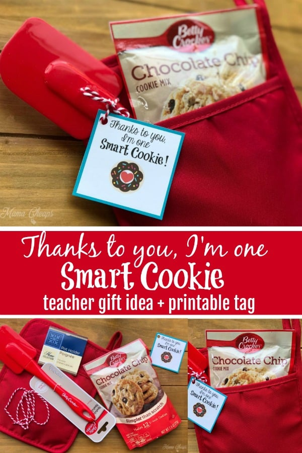 Smart Cookie Teacher Gift Idea