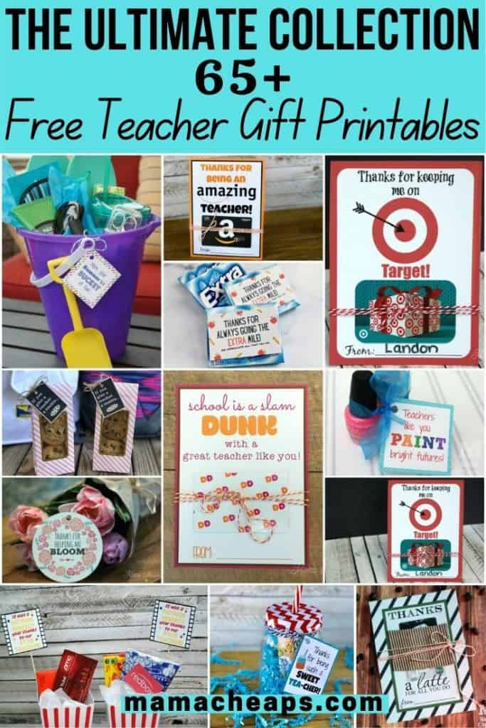 Ultimate Teacher Gift Collection PIN