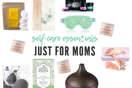 self care essentials for mom