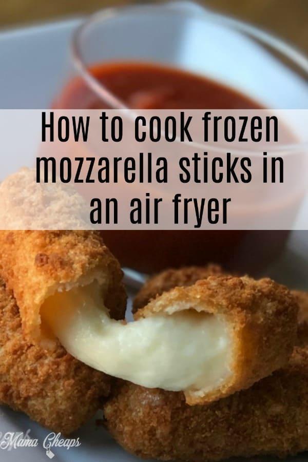 AF Mozzarella Sticks PIN