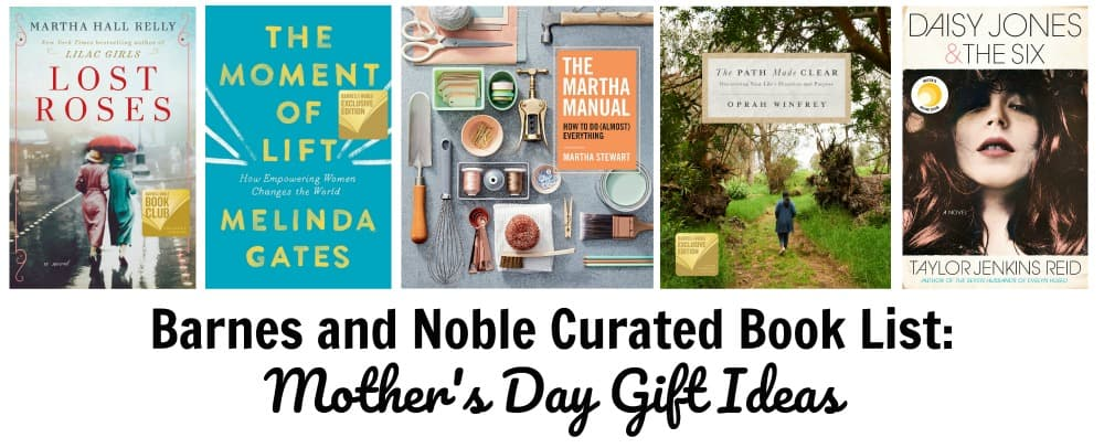 B&N Mother's Day