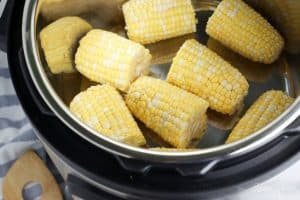 Corn in Instant Pot