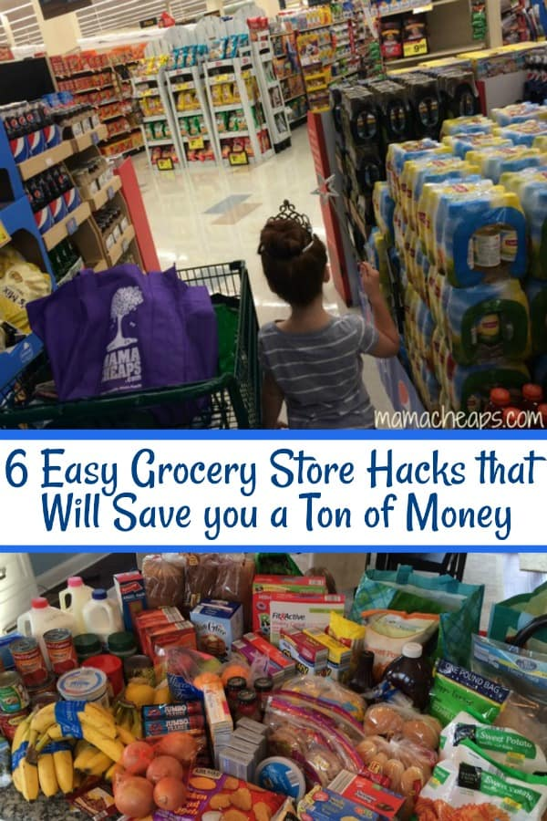 Easy Grocery Store Hacks