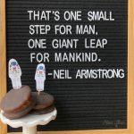Man on Moon Pie Snacks