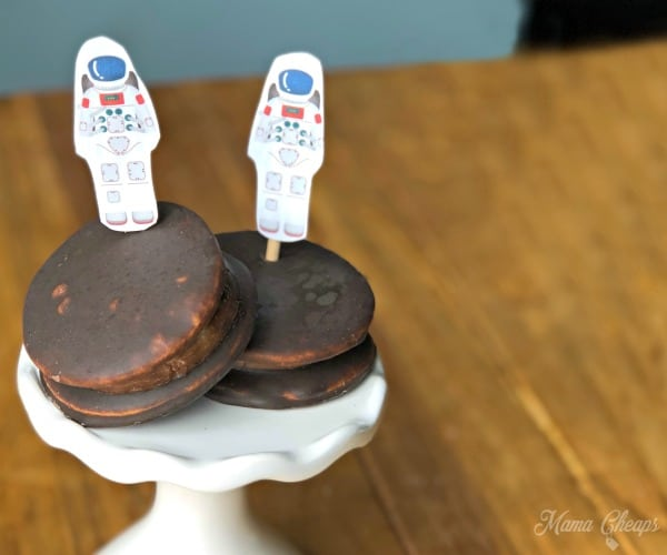 Moon Pie Snack Idea