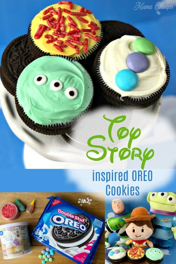 Toy Story OREO Cookies