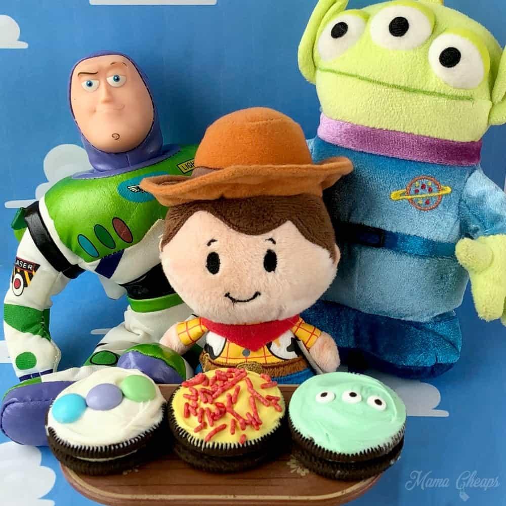 Toy Story Oreos