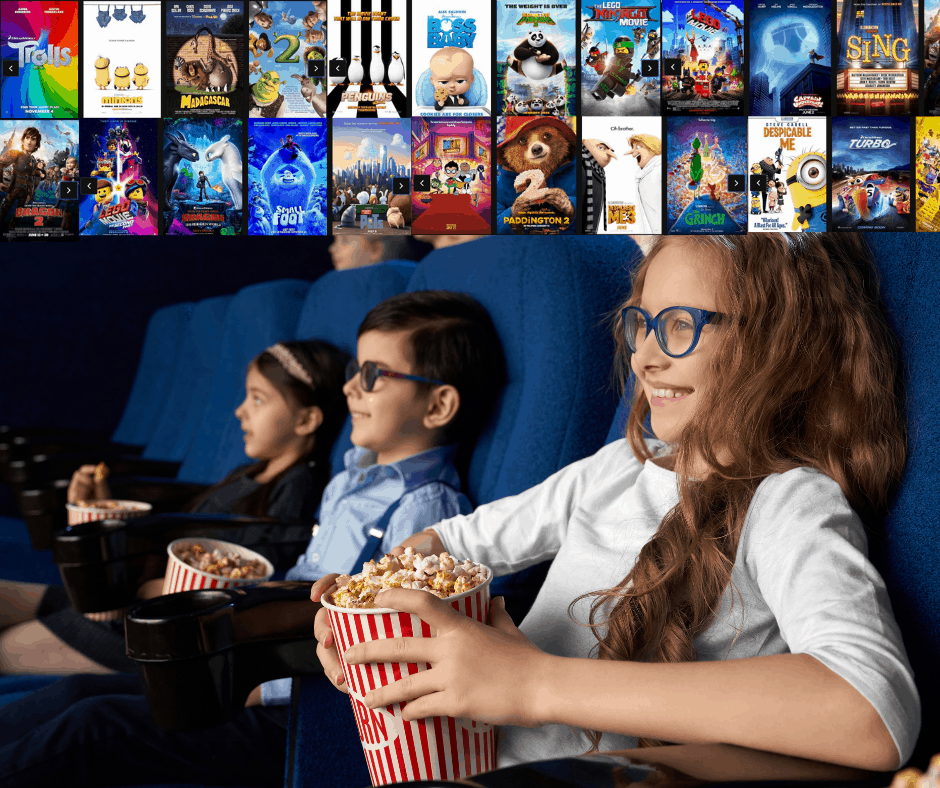 regal dollar movies for kids