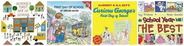 first day of school books 2
