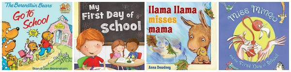 first day of school books 3