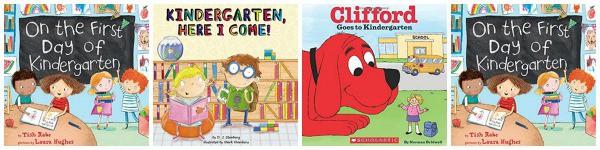 kindergarten books 1
