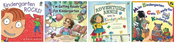 kindergarten books 2