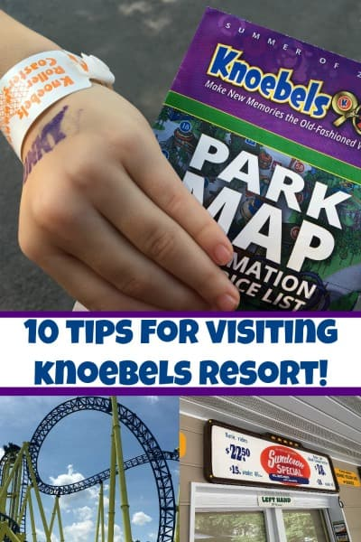 10 tips for visiting knoebels resort!