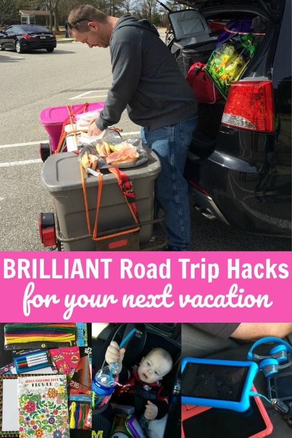 BRILLIANT Road Trip Hacks PIN 1