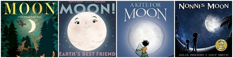 Books About the Moon for Kids 1