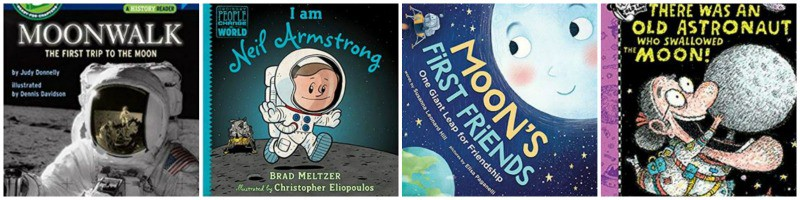 Books About the Moon for Kids 2