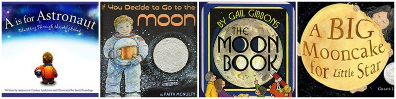 Books About the Moon for Kids 3