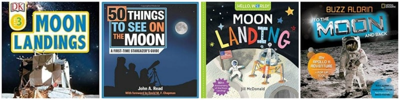 Books About the Moon for Kids 4