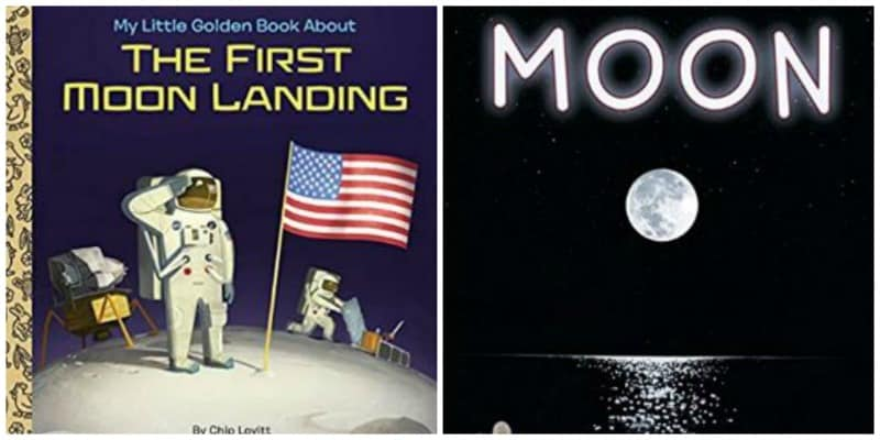 Books About the Moon for Kids 5